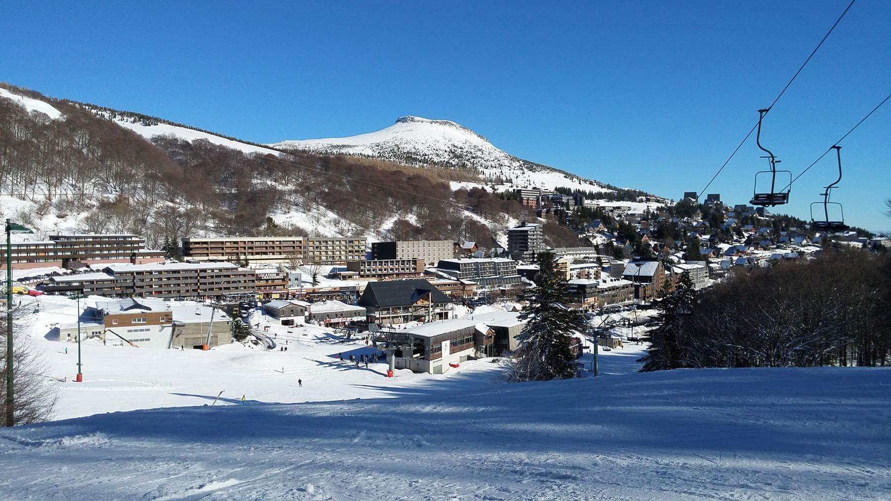 Property for sale in superbesse